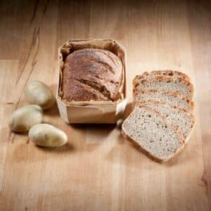 Bio Kartoffel-Brot